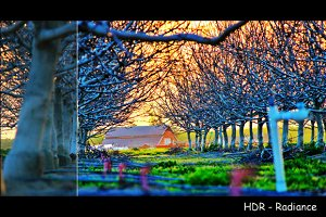 HDR - Radiance | PS Action