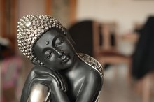 Buddha sitting decoration