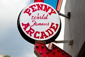 World Famous Penny Arcade