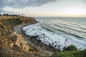 Sunset at Point Vicente Lighthouse