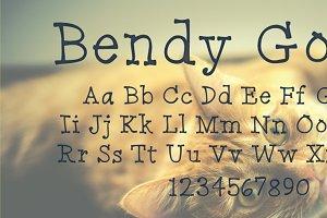 Bendy Goose