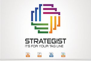 Strategist Logo