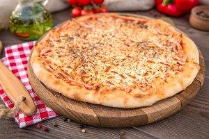 Italian Pizza Margherita