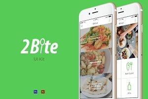 2Bite UI Kit