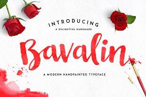 Bavalin Script