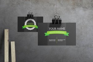 Verdant - Business Card