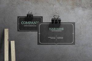 Prestige - Business Card