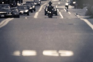 Abstract City Roads (Photo)