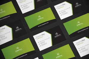 Business Card Corporative