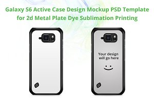Galaxy S6 Active 2d IMD Case Mock-up