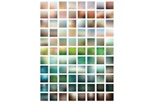 88 colorful blurred background