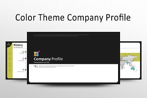 Color Theme Company Profile