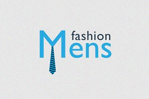 Mens Fashion Logo