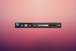 Mini Music Player