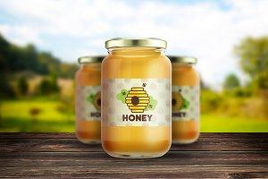 Logo Honey