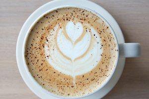coffe cappuccino