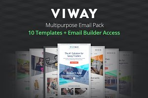 Promo & Corporate Pack of 10 Email