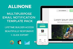 Allinone – Email Notification Pack