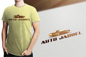 Auto Jadoel Logo Template