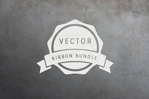 Vector Ribbon Pack Vol. 1