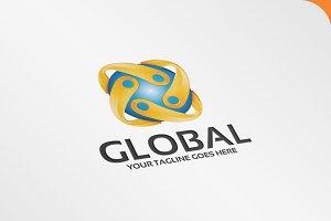 GlobalTech - Logo