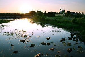 Beautiful Ros river view