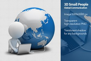 3D Small People - Communication