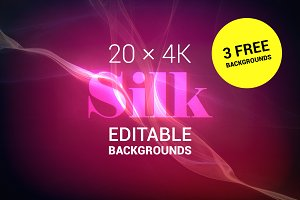 Silk Backgrounds 1