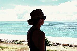 Watching the Ocean