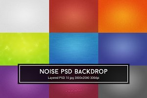 Noise PSD Backdrop