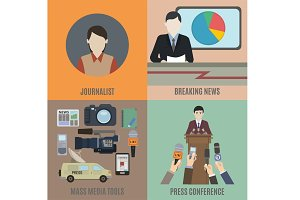 Journalism and the breaking news