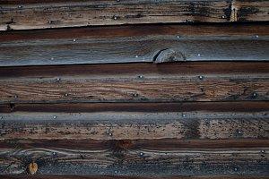 Rustic Barn Wood - Brown