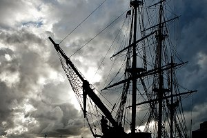 Clipper Storm, Ship Puerto Rico