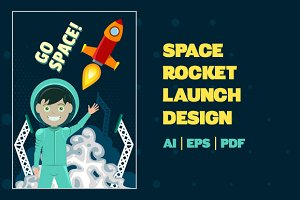 Space Rocket Launch