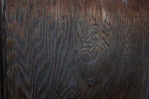 Rustic Wood Texture - Dark Brown