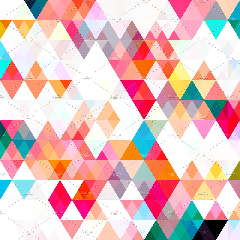 Triangle Pattern Best Inspiration Design