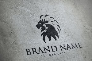 Lion Logo 2