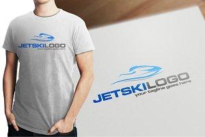 Jetski Logo Template