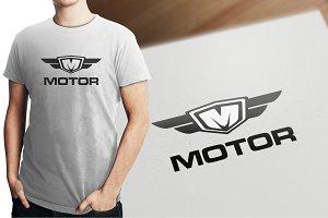 Motor Logo Template