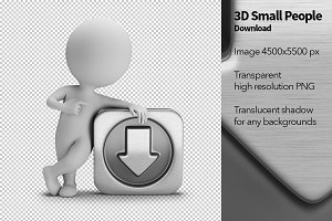 3D Small People - Download