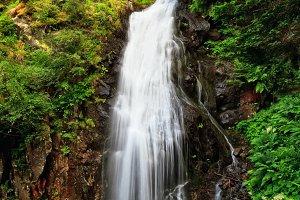 Waterfall in Vermiglio