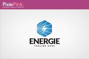 Energie Logo Template