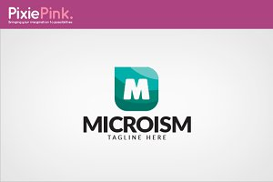 Microism Logo Template