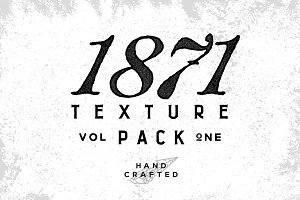 1871 Texture Pack Vol. 1
