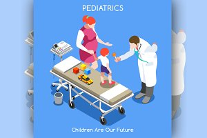Hospital Maternity Pediatrics