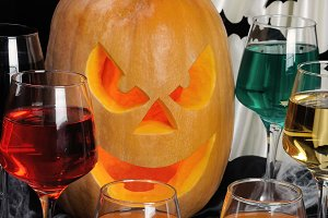 Drinks  of Halloween