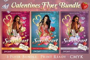 Sweetheart Valentines Flyer