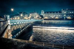 The Seine at Night