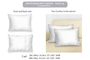 Envelope Cushion MOCK UP