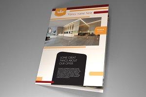 Hotel Brochure Indesign Vol.2
